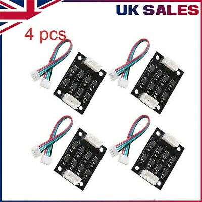 4 X For 3D Printer Stepper Motor To Smooth/Quieten TL Smoother Addon Module UK • 5.99£