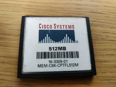 Cisco Compact Flash Card For Routers • 12£