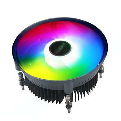 Akasa Vegas Chroma LG Intel Socket 120mm PWM 1800RPM Addressable RGB LED Fan CPU • 19.65£