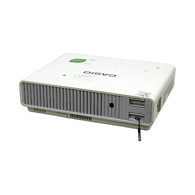 Casio XJ-M141 HDMI Projector 2649 Lamp Hours Used - Grade A • 124.98£