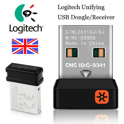 2.4 GHz Wireless For Logitech USB Unifying Receiver Dongle M505 M705 M905 M600 • 7.59£