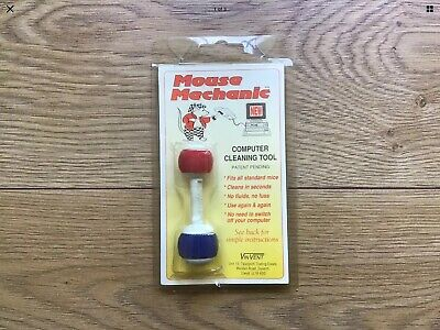 Boxed Mouse Mechanic For Commodore Amiga/ Atari ST / PC Mouse Cleaning Tool • 14.99£