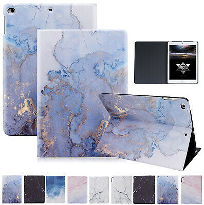 Marble Smart Magnetic Case For IPad 9.7 Air 1 2 Mini 3 4 5 IPad 10.2 2018 2020 • 8.49£