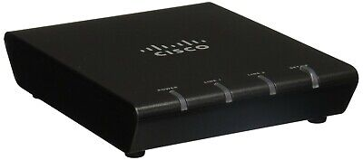 Cisco ATA187 | Analog VoIP Digital Telephone Adapter With Power Supply • 45£