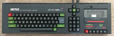 Amstrad CPC464 - Tested And Working. Nice Condition. • 79.77£