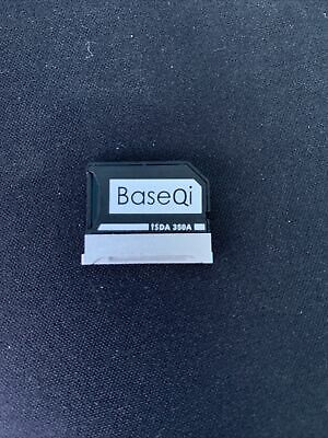 BASEQI Aluminum MicroSD Adapter For Microsoft Surface Book / Surface Book 2 / 3 • 7.20£
