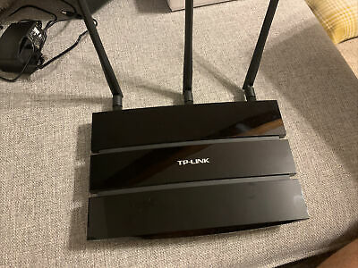 TP-LINK Wireless Modem Router - N ADSL2+ Router / Modem • 3.80£