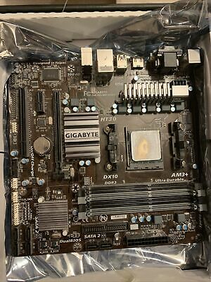 AM3 + Gaming Motherboard • 28£
