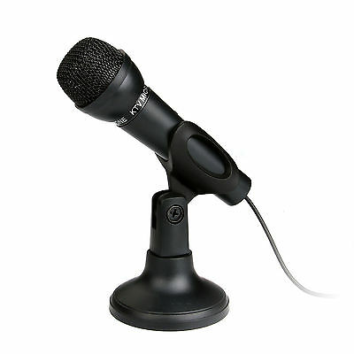 Microphone Mic For Laptop PC Computer MSN Skype Desktop Web Chat Gaming Online • 6.81£