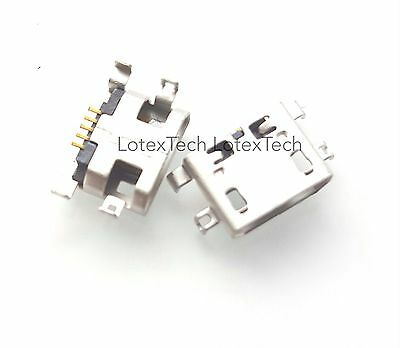For LINX Tablet 12x64 Tablet Micro USB Charging Port Connector • 2.99£