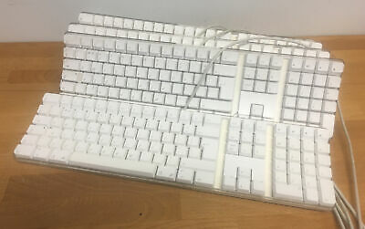 Apple Keyboard A1048 Used. QWERTY Layout FREE P&P UK Only • 24£