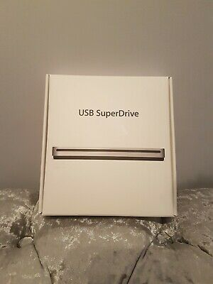 Apple USB SuperDrive DVD Re-Writer - Silver (MD564ZM/A) • 31£