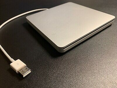 Apple USB SuperDrive DVD Re-Writer - Silver (MD564ZM/A) - A1379 • 10£