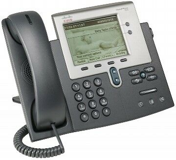 Cisco Unified 7942G IP Phone X 5 NEW • 100£