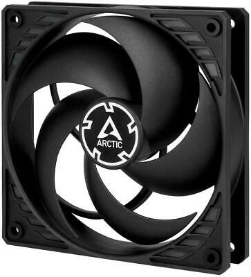 Arctic P12 Silent - 120mm Pressure Optimised Extra Quiet Case Fan - Black/Black • 5.99£