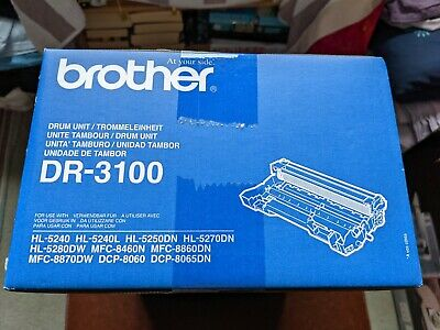 Brother DR-3100 Drum Genuine Original Brother New And Sealed • 82.50£
