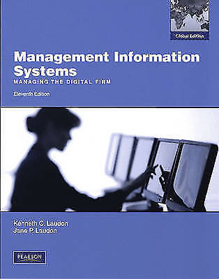Management Information Systems By Kenneth C. Laudon, Jane P. Laudon... • 19.99£