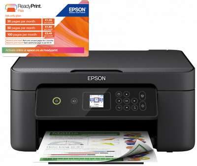 Epson Expression Home XP-3100 All-in-One Inkjet Printer • 119.99£