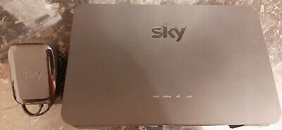 Sky Q SR203 Hub Router Latest Model Fibreoptic Fastest Speed Mint Condition  • 50£
