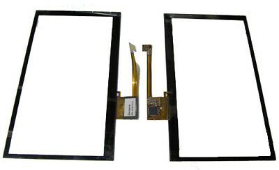 Front Touch Screen Digitizer Glass Panel Lens For Huawei IDEOS S7 S7-105 Black • 24.90£