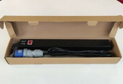 Pdu Power Distribution Unit Exclusively For A Cabinet. V13a/8/32a. • 8.50£