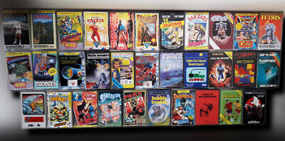 32 GAMES BUNDLE JOBLOT For Sinclair ZX Spectrum. • 31.99£