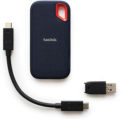 SanDisk Extreme Portable SSD 1 TB Up To 550 MB/s Brand New  • 109.99£