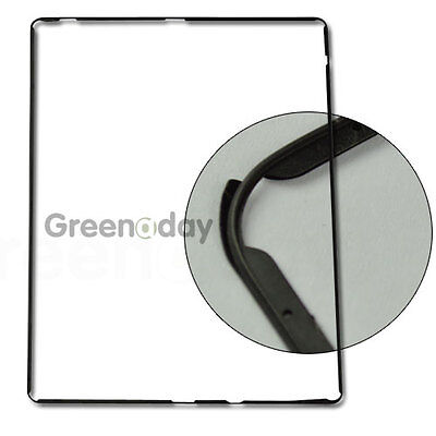 Black For IPad 2/3/4 Replacement Digitizer Middle Frame Bezel Screen Support UK • 1.89£