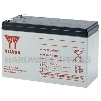 RBC4 Replacement Battery RBC 4 For APC | GENUINE YUASA Brand New • 35.99£