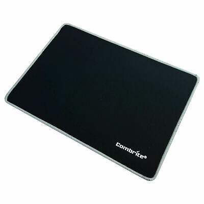 COMBRITE Black Large Gaming Mouse Mat Waterproof Pad Non-Slip Base For PC Laptop • 4.95£