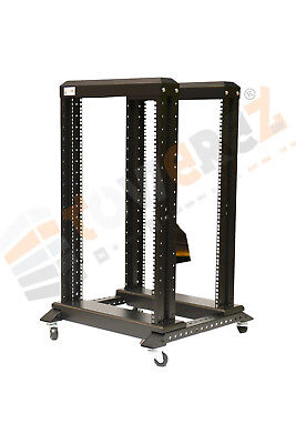 19 INCH OPEN SERVER CABINETS 22U DOUBLE FRAME 600 (W) X 600 (D) X 1200 (H)  • 170£