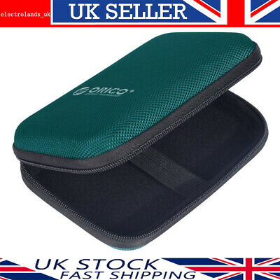 ORICO Carry Case Cover Pouch For 2.5 Inch USB External Hard Disk Drive HDD -BL • 5.59£