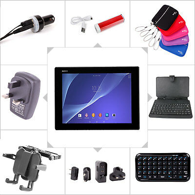 Premium Range Of Accessories For Sony Xperia Z3 Tablet Compact • 10.49£