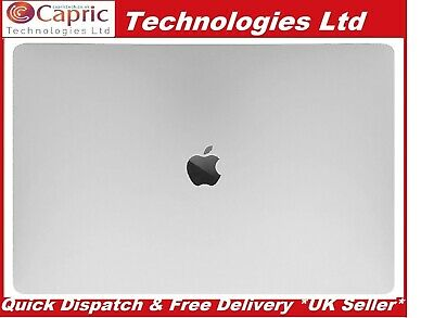 New Apple Macbook Pro 15  A1707 2016 2017 LCD Screen Complete Assembly Silver • 438.39£