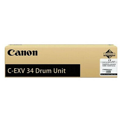 Original C-exv34 Black Drum  For Canon Printers • 101.37£