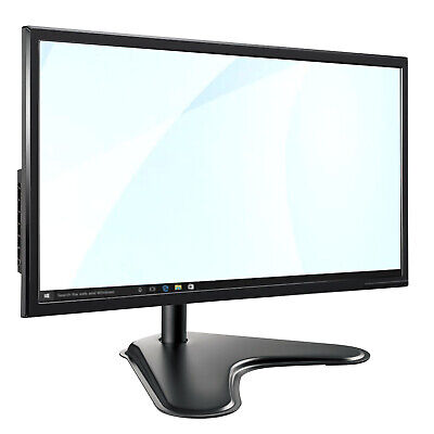 TekBox COMPUTER MONITOR MOUNT - 1 Screen Stand 13-32  Single Display TV VESA • 17.97£
