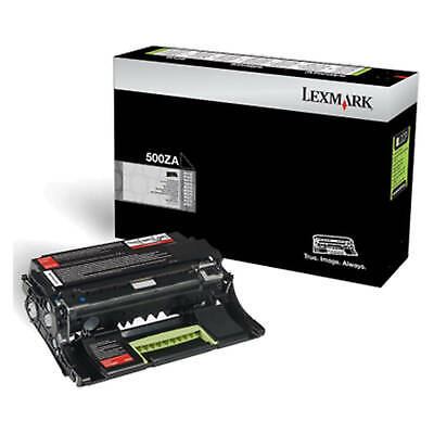 Original 50f0za0 Black Drum  For Lexmark Printers • 72.97£