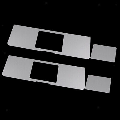 2set Trackpad Palm Rest Cover Skin Protector Sticker For Macbook AIR 13  • 5.90£