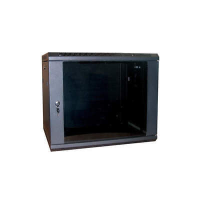 18U 600mm Deep Wall Mounted Data Cabinet Network Cabinet Comms Cabinets 19 Inch • 106.99£
