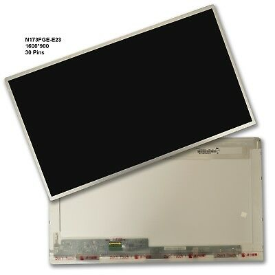 New N173FGE-E23 17.3  HD+1600*900 LED LCD Screen For Dell Inspiron 5758 • 38.95£