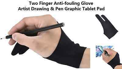 Black Anti-fouling Glove Artist Drawing/Painting/Graphics Design • 2.96£
