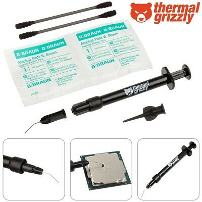 Thermal Grizzly Conductonaut Liquid Metal Heat Sink Compound Thermal Paste 1g • 8.99£