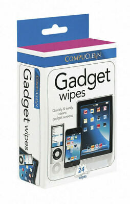 24 Gadget Wipes Tablets Smartphones Screens  • 2.45£