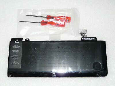 NEW GENUINE A1322 APPLE MACBOOK PRO 13  A1278 2009 2010 2011 2012 BATTERY 63.5Wh • 47.99£