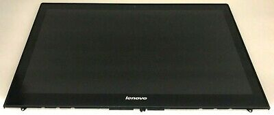Lenovo IdeaPad Y70 70 Series 17.3  Touch Screen FHD LCD Assembly + Bezel Frame • 79.99£