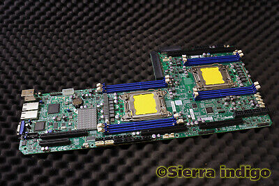 SuperMicro X9DRG-HF Mothotherboard Socket 2011 System Board • 69.95£