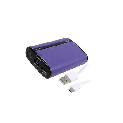 PC-PA0127A Rechargeable Battery Powerbank 7800mAh 2.1A Out USB 5VDC PA0127A • 30.39£