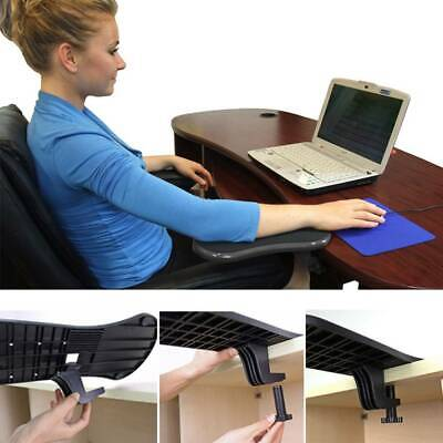 Computer Elbow Arm Rest Support Chair Desk Armrest Home Office Wrist Mouse Pad • 9.39£