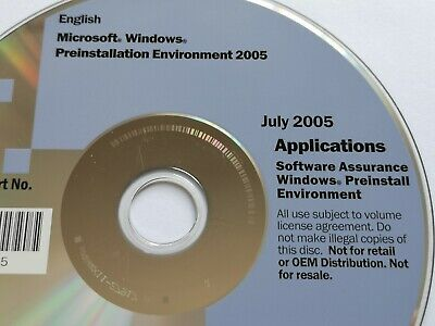 Microsoft Licensing 2005 Applications T94-00005 Environment 2005 • 29.99£