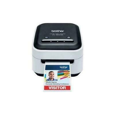 Brother VC-500W Colour Label Printer VC500WZU1 • 117£